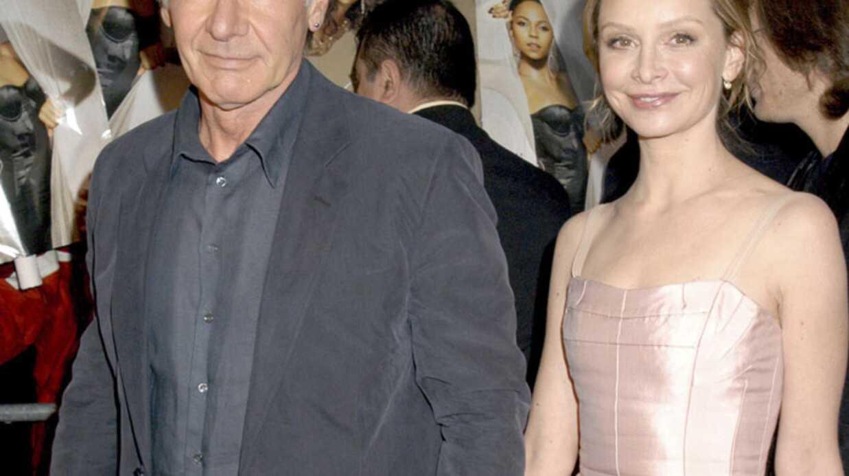 Harrison Ford et Calista Flockhart: bientôt mariés?