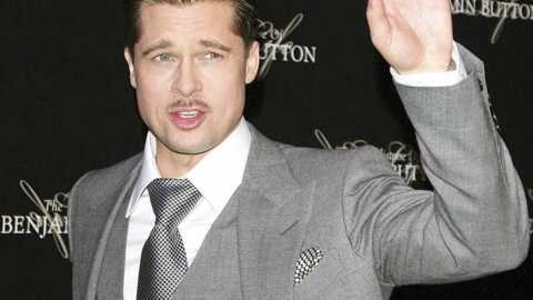 Brad Pitt: son film «Benjamin Button» 13 fois nommés aux Oscars!