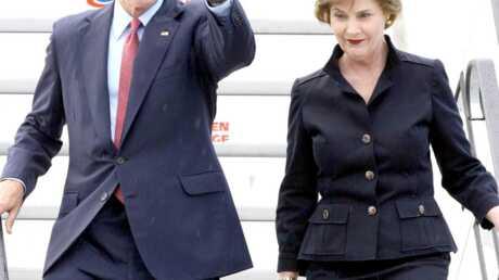 George W.Bush pourrait divorcer dès la fin de son mandat