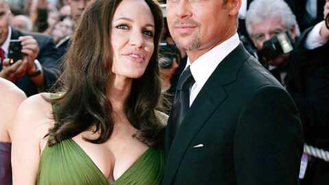 Angelina Jolie & Brad Pitt Leur union en danger?