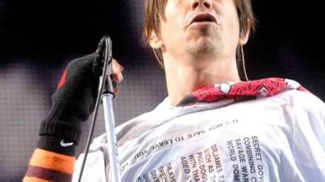 Anthony Kiedis  Sexy et végétarien