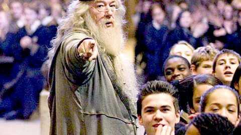 Harry Potter: Dumbledore papa à 68 ans