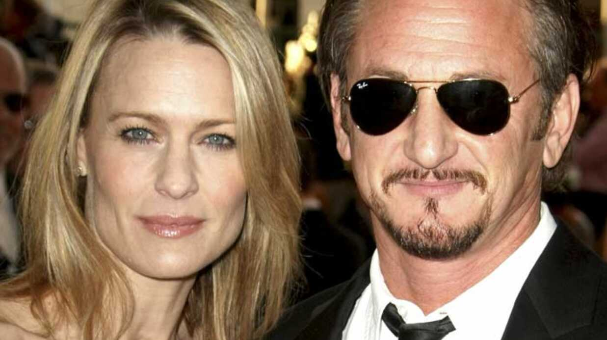 Robin Wright raconte sa crise conjugale avec Sean Penn dans Psychologies