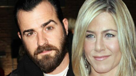 Jennifer Aniston et Justin Theroux posent ensemble