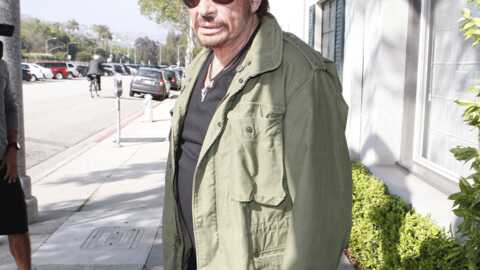 Johnny Hallyday: arrivée à Paris aujourd'hui