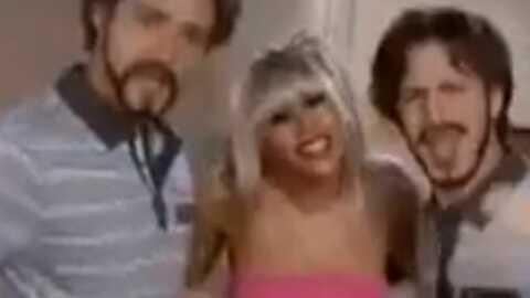 VIDEO Justin Timberlake et Lady Gaga dans un plan à trois