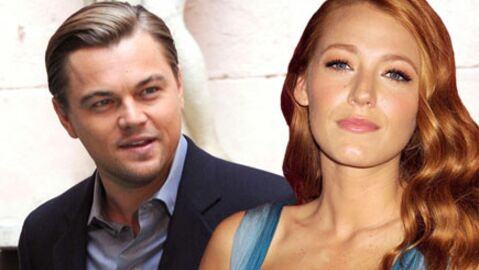 Leonardo DiCaprio et Blake Lively: la preuve de leur amour