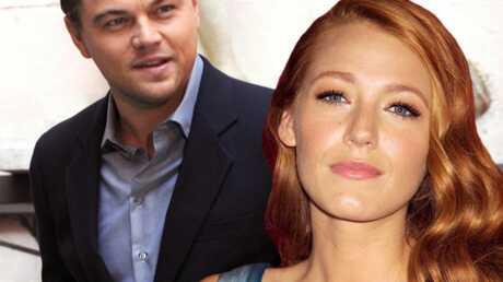 Leonardo DiCaprio en Italie avec Blake Lively
