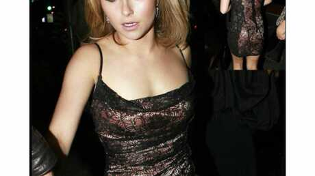 LOOK Hayden Panettiere se la joue sexy