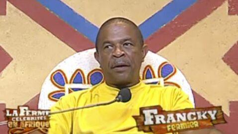 La Ferme Célébrités: Francky Vincent et «les abrutis»