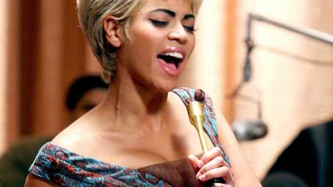 Beyonce: sexy sa nouvelle coiffure?