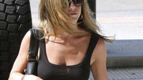Jennifer Aniston n'est pas enceinte