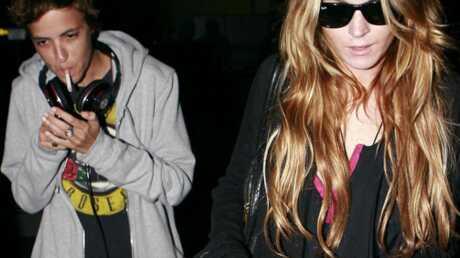 Lindsay Lohan et Samantha Ronson: un cadavre dans la piscine