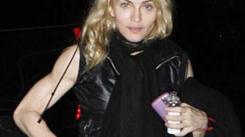 Madonna: Guy Ritchie n'aura pas les enfants pour Noël