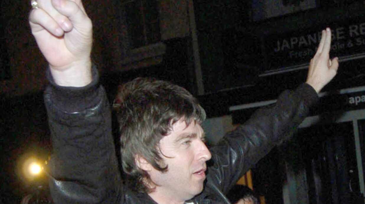 Noel Gallagher se serait drogué dans les toilettes de la Reine