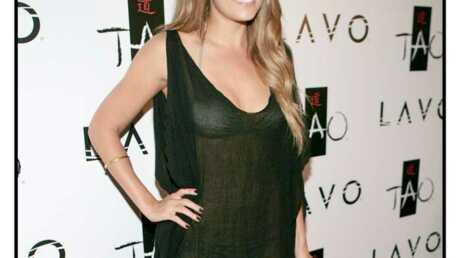 LOOK Lauren Conrad sexy dans sa robe transparente