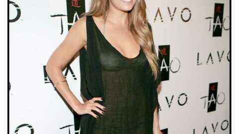 Look Lauren Conrad Sexy Dans Sa Robe Transparente Voici