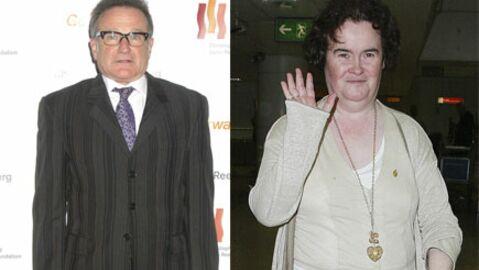 Robin Williams approché pour être Susan Boyle au cinéma
