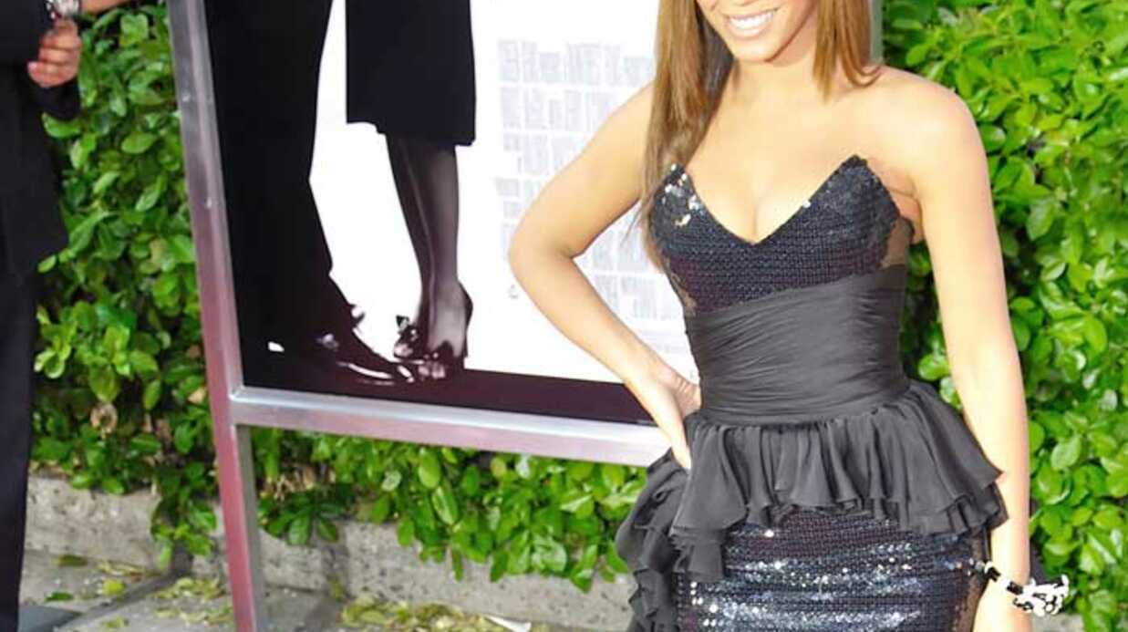 LOOK  Beyonce a des pieds de cochons