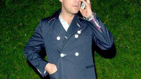 Robbie Williams: sa mère opérée du coeur