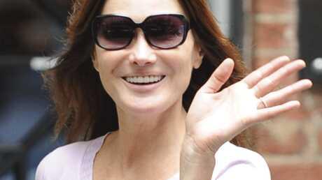 Carla Bruni s'engage pour les plus démunis