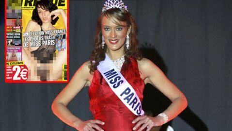 Miss Paris destituée après ses photos porno