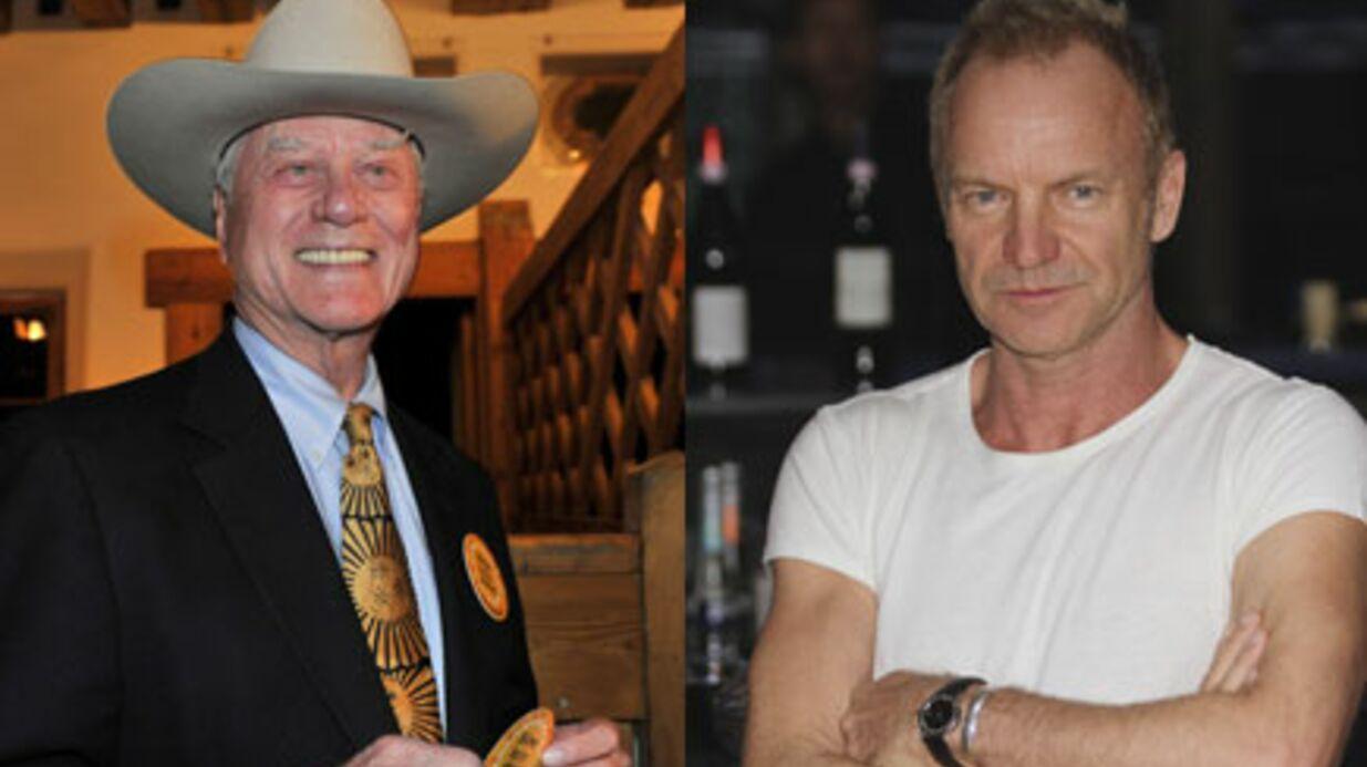 Larry Hagman a vendu sa maison à Sting avec une belle plus-value