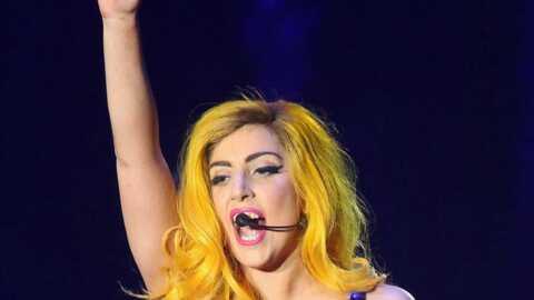 Lady Gaga: artiste la plus charitable de l'année 2010