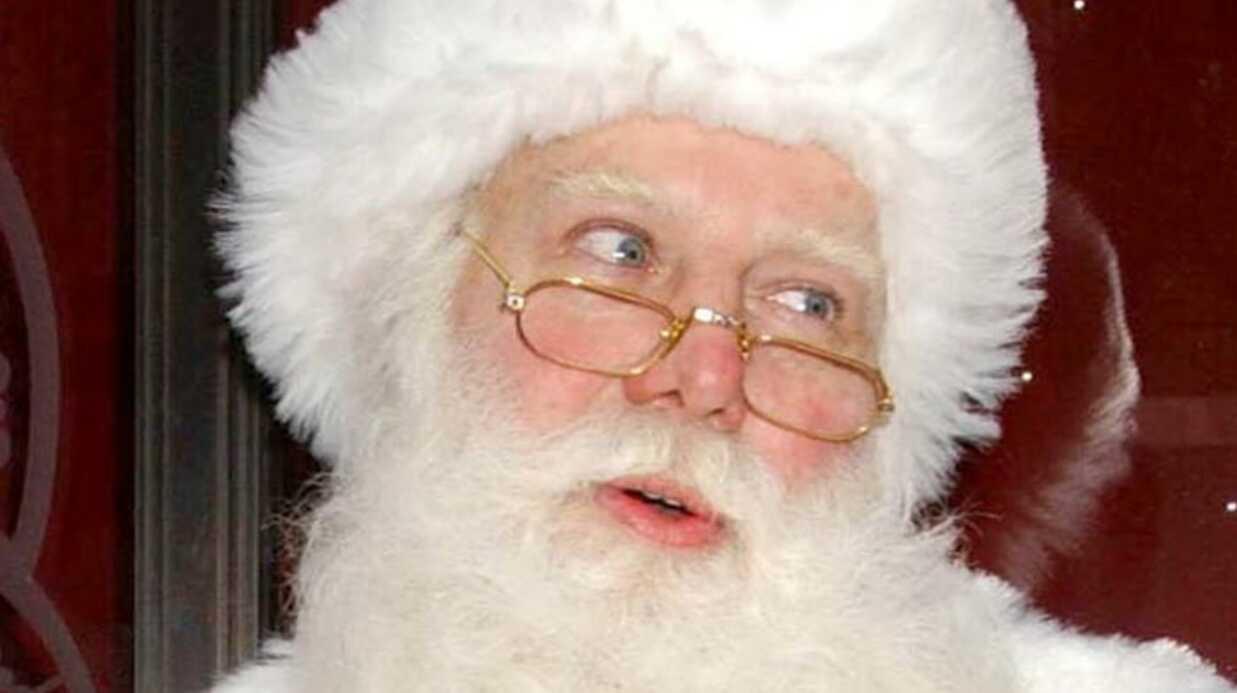 INTERVIEW: le Père Noël ne craint pas la neige