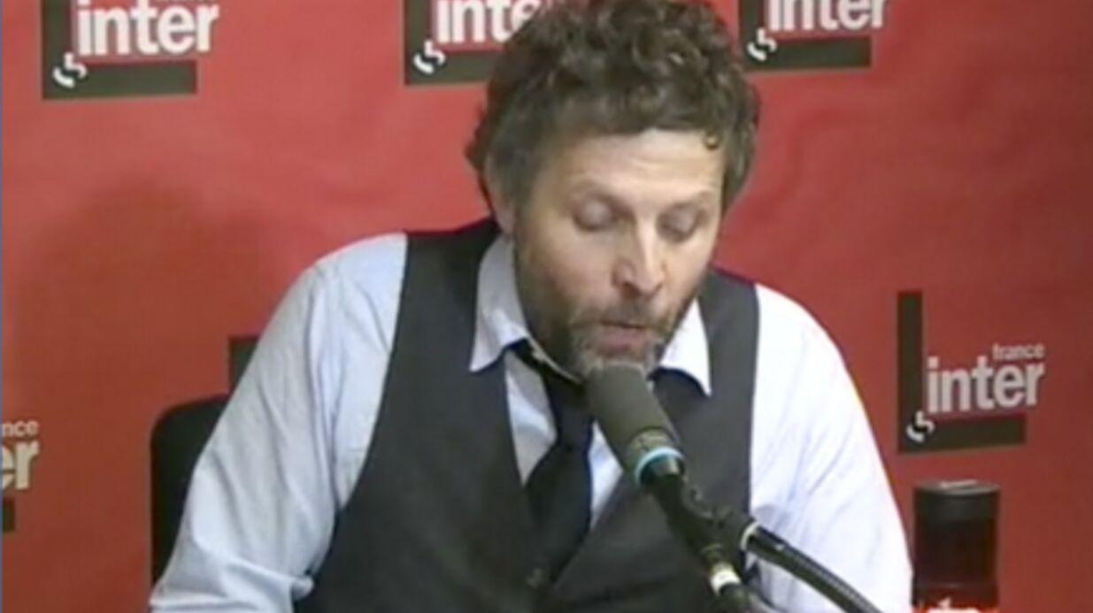 VIDEO Stéphane Guillon clashe Jean-Michel Aphatie