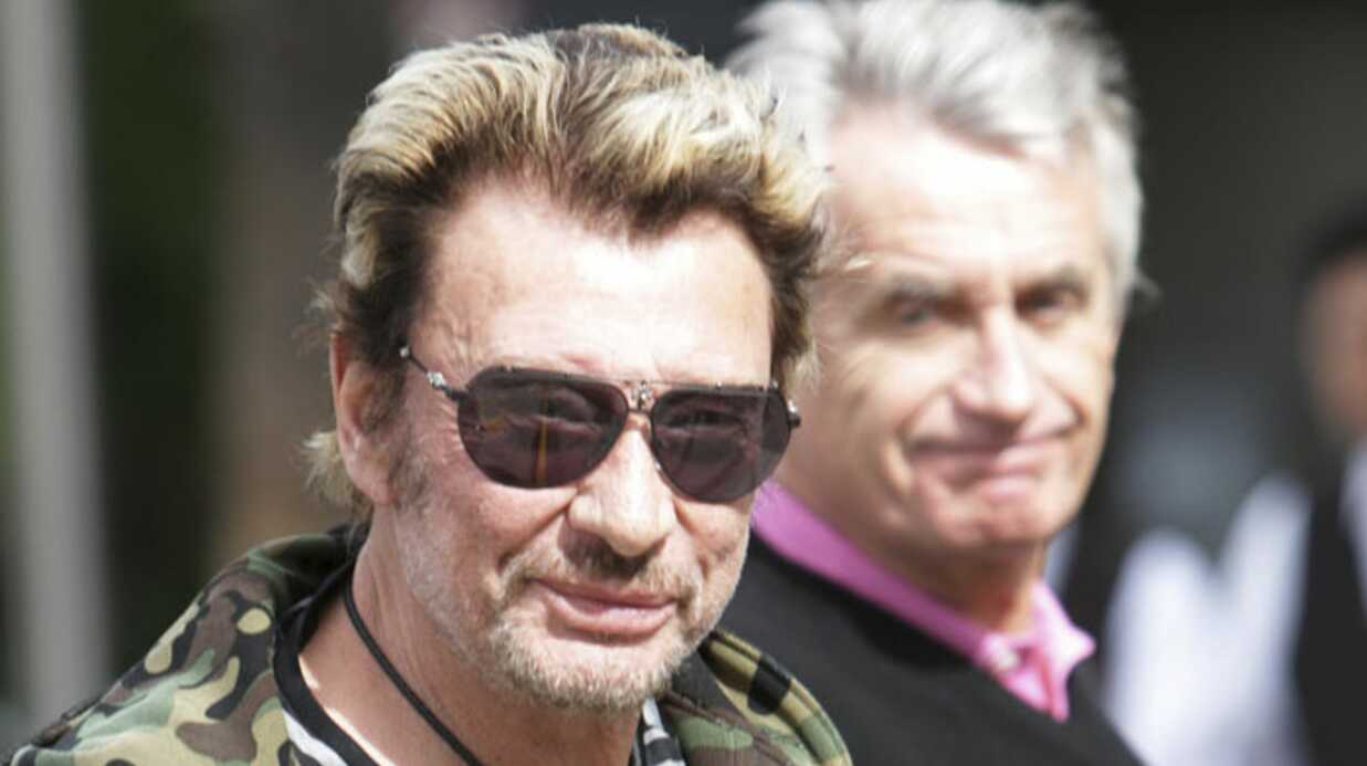 Johnny Hallyday: son nouveau producteur démonte Camus