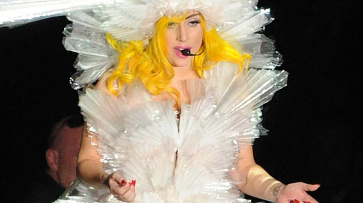 Lady Gaga bientôt fiancée à Luc Carl?