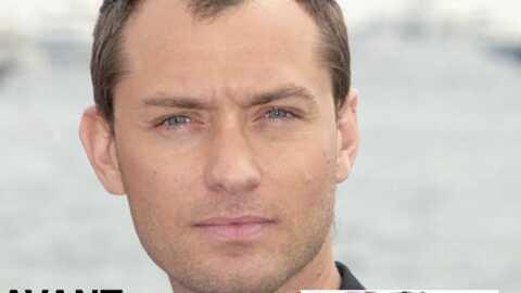 Jude Law fait ce qu'il veut avec ses cheveux