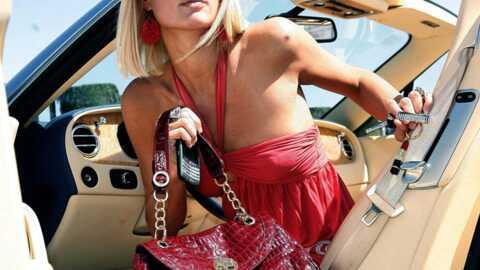 Paris Hilton a encore été arrêtée sur la route