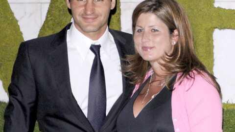 Roger Federer papa de jumelles