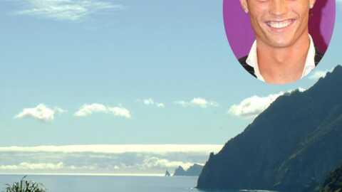 En vacances chez  Cristiano Ronaldo