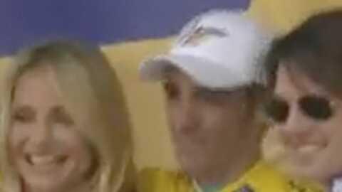 VIDEO Cameron Diaz et Tom Cruise remettent le maillot jaune