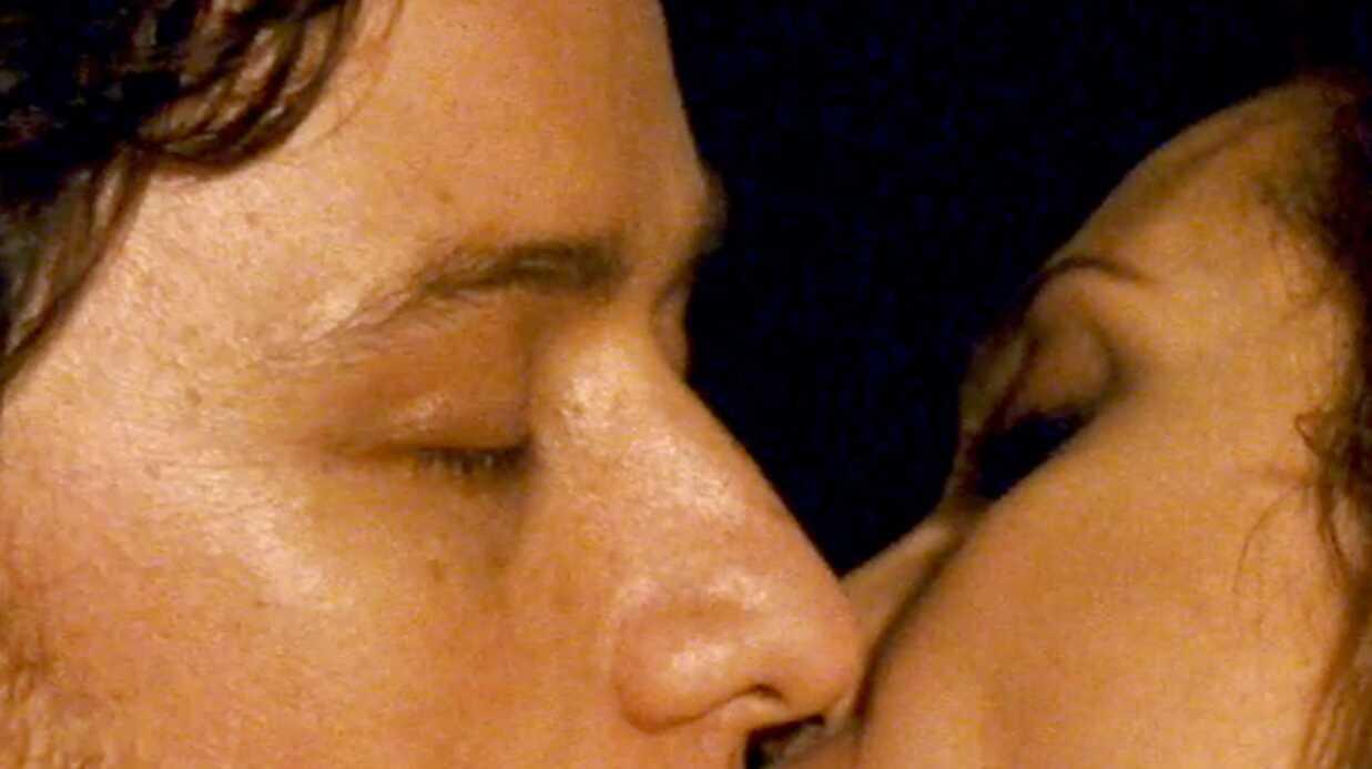 Angelina Jolie Le baiser qui tue