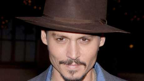 Johnny Depp Fou de ses caisses