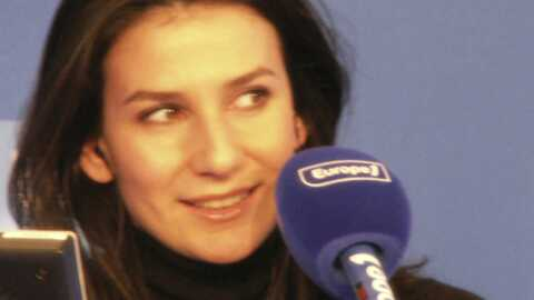 Marie Drucker et Michel Drucker ensemble à l'antenne