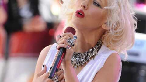 Christina Aguilera: son hommage à Michael Jackson
