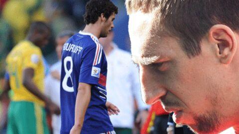 Yoann Gourcuff – Franck Ribéry: le clash?