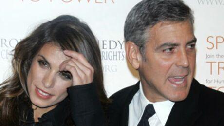 Elisabetta Canalis: étranges confidences sur George Clooney