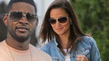 Presqu'à poil pour Usher?