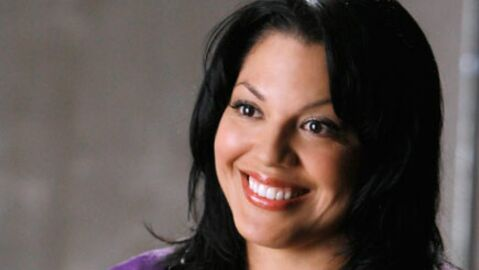 Sara Ramirez (Callie Torres de Grey's Anatomy) fiancée