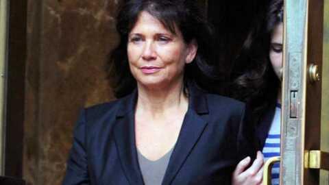Anne Sinclair réduite au silence par l'affaire DSK