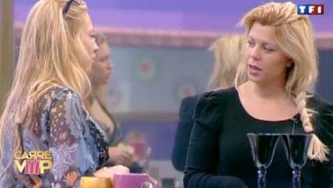 Carré Viiip: Cindy pousse Xenia dans les bras de Jean-Philippe