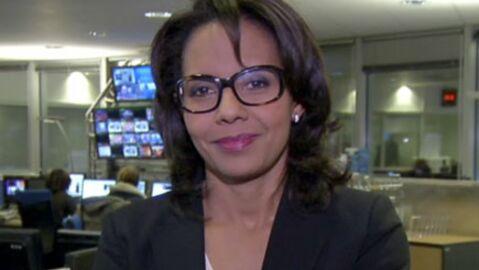 Audrey Pulvar fait bonne figure face aux téléspectateurs d'iTélé