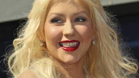 Christina Aguilera surprise avec un homme