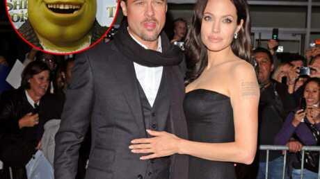 Angelina Jolie: mariage avec Brad Pitt grâce à Shrek?